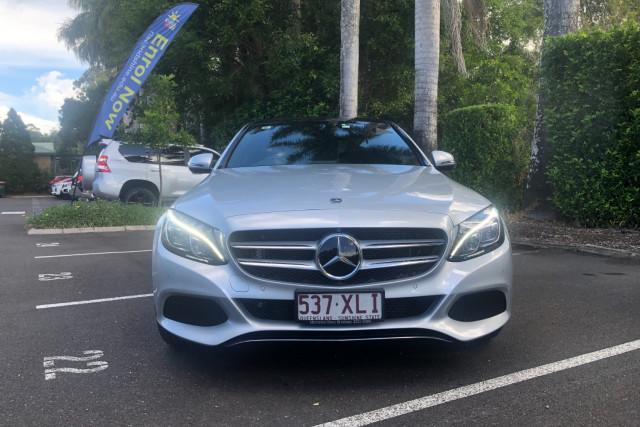 2017 MY57 Mercedes-Benz C-class W205 807+ C250 Sedan Image 5