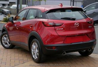 Mazda CX-3 Maxx SKYACTIV-Drive FWD Sport DK2W7A