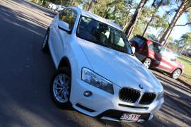 BMW X3 xDrive20i F2