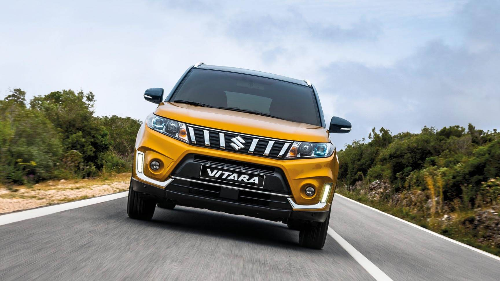 Vitara Stronger. Bolder. Styled for any occasion.