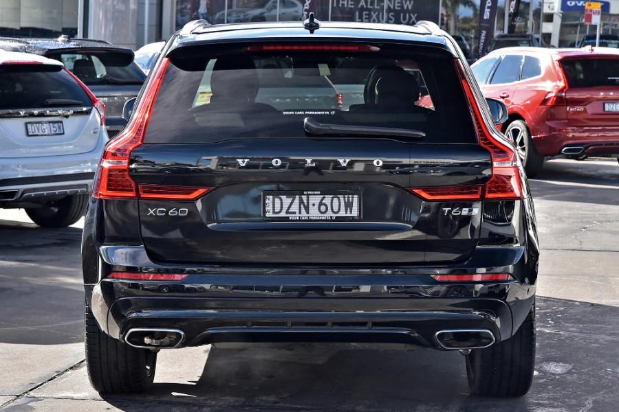 2019 Volvo XC60 UZ T6 R-Design Suv Mobile Image 5