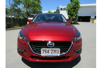 2017 Mazda 3 BN5278 Neo SKYACTIV-Drive Sedan Image 2