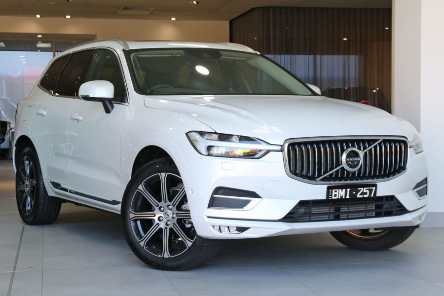 2020 MY21 Volvo XC60 UZ T5 Inscription Suv Image 1