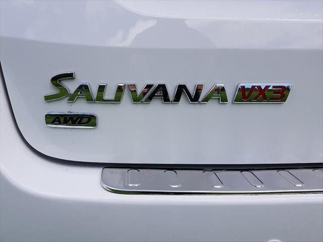 2017 MY18 Foton Suavana U201  Luxury Wagon