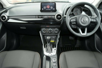 2021 MY20 Mazda 2 DL Series G15 GT Sedan Sedan Image 4