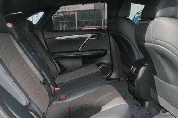 2017 Lexus RX350 GGL25R F Sport Wagon
