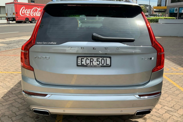 2018 MY19 Volvo XC90 256 MY19 T6 Inscription (AWD) Suv Image 5