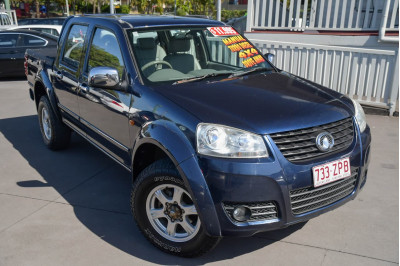 2013 Great Wall V200 K2 MY13 Utility Image 2