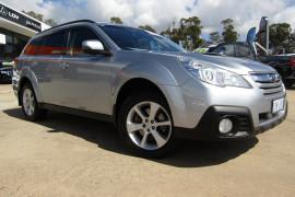Subaru Outback Premium B5A  2.0D