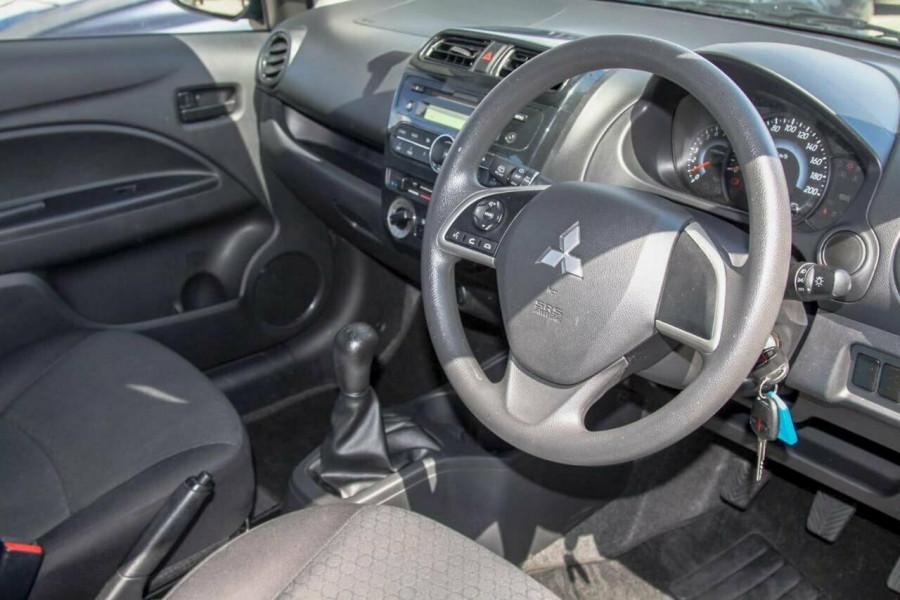 2014 MY15 Mitsubishi Mirage LA MY15 ES Hatchback Image 6