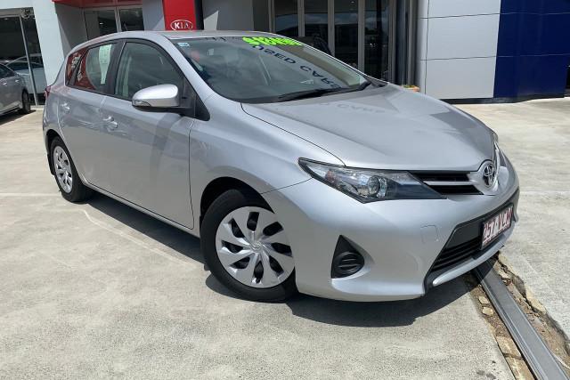 2014 Toyota Corolla Hatchback