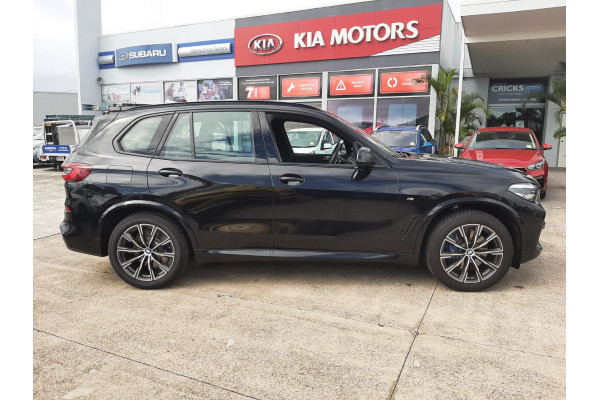 2020 BMW X5 G05 xDrive25d Suv Image 4