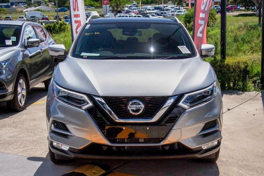 2018 Nissan QASHQAI J11 Series 2 Ti Suv Image 3