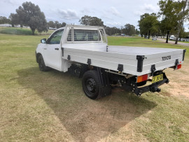 2015 MY14 Toyota HiLux KUN16R Turbo Workmate Cab chassis Image 5