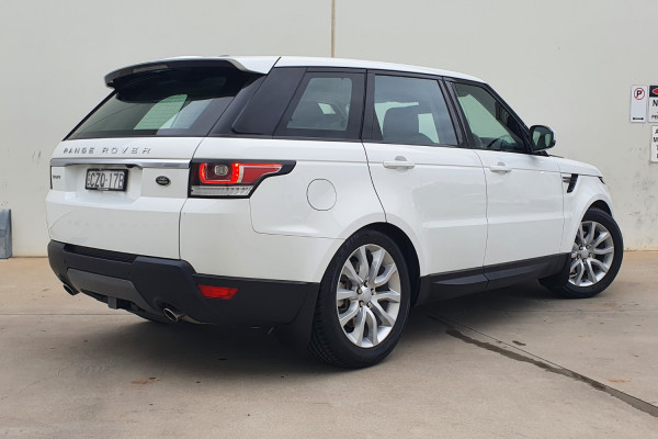 2015 MY15.5 Land Rover Range Rover Sport L494 15.5MY TDV6 Suv Image 4