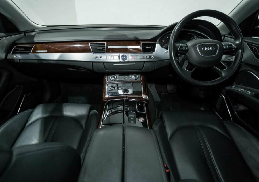 2013 Audi A8 4H MY13 Tiptronic Quattro Sedan