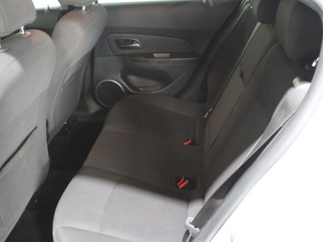 2013 Holden Cruze JH Series II Equipe Hatchback