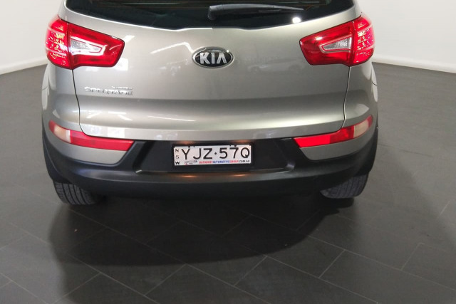 2013 Kia Sportage SL Series II Si Suv Image 4