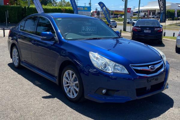 Subaru Liberty 2.5i B5
