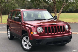Jeep Patriot Sport 4x2 MK MY15