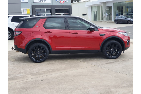 2018 Land Rover Discovery Sport L550 17MY TD4 150 Suv Image 2