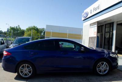 2017 MY17.5 Ford Mondeo MD Ambiente Hatch Hatchback