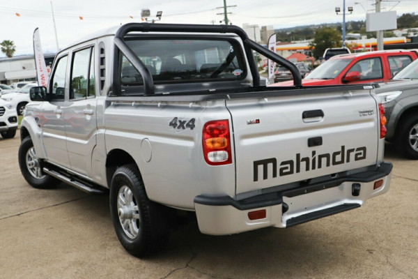 2020 Mahindra Pik-Up MY20 S10+ Utility