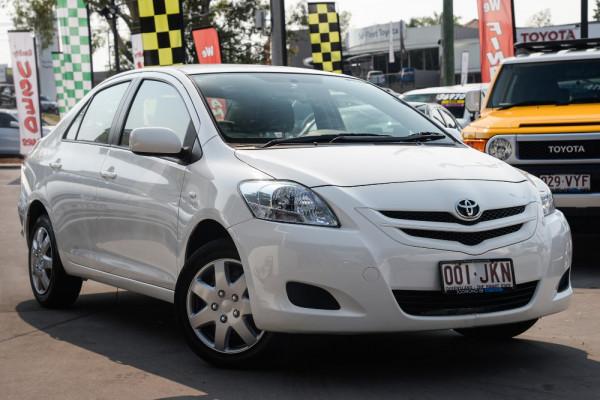 Toyota Yaris YRS NCP93R