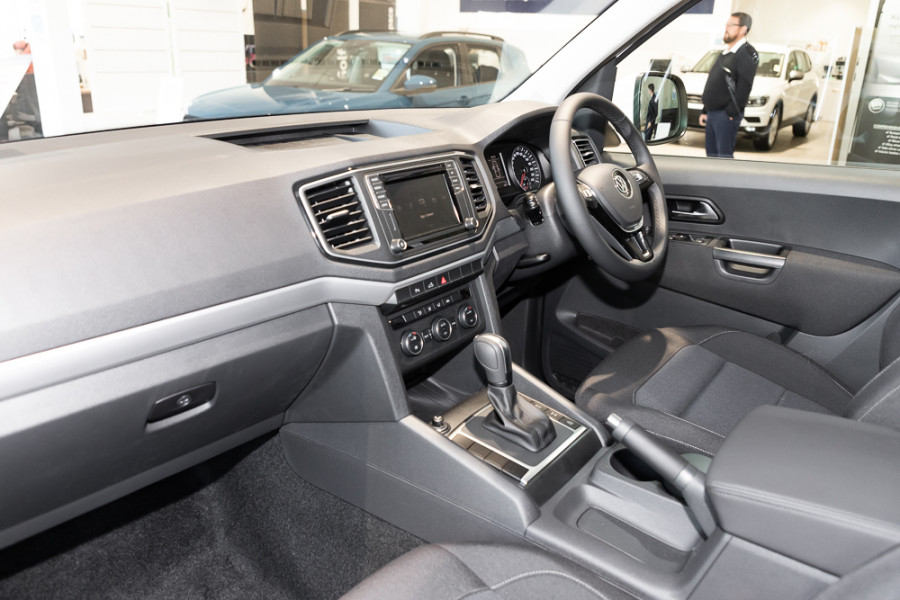 2019 MY20 Volkswagen Amarok 2H TDI550 Sportline Utility Image 8