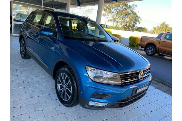 2016 Volkswagen Tiguan 5N  132TSI Suv Image 4