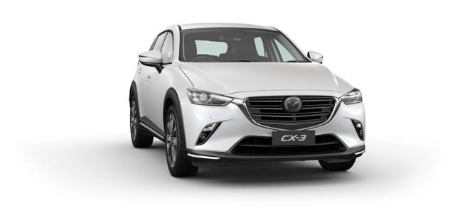2021 MY0  Mazda CX-3 DK Akari Suv Mobile Image 5