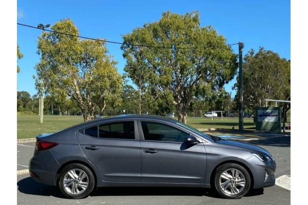2018 Hyundai Elantra AD MY18 Active Sedan Image 2