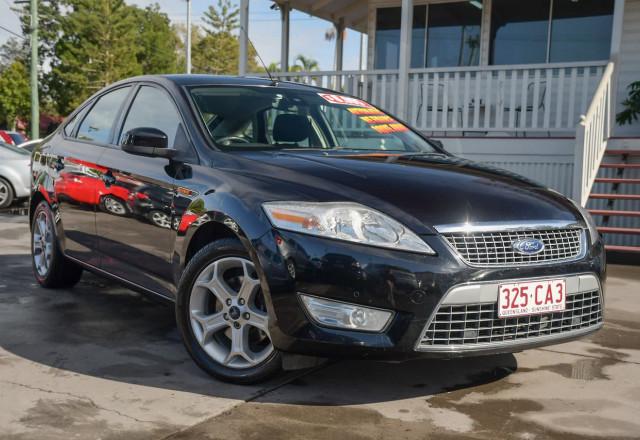 2009 Ford Mondeo MA Zetec Hatchback