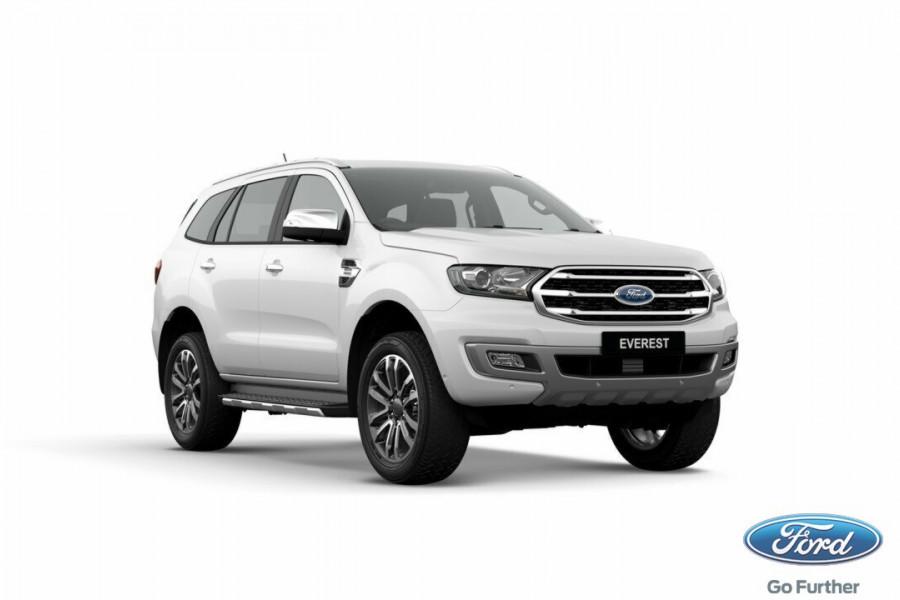 2018 MY19 Ford Everest UA Titanium 4WD Wagon