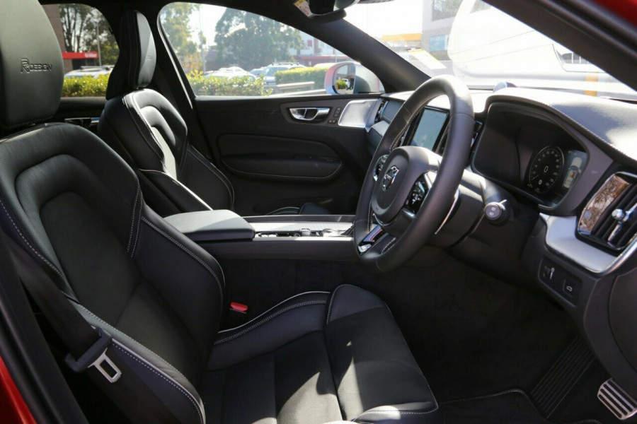 2018 MY19 Volvo XC60 UZ D5 R-Design (AWD) Suv Mobile Image 8