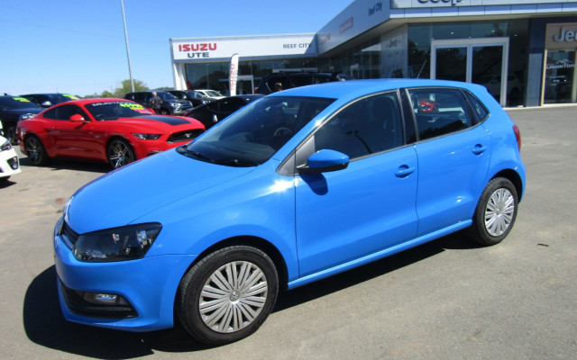 2014 MY15 Volkswagen Polo 6R MY15 66TSI Hatchback Image 4