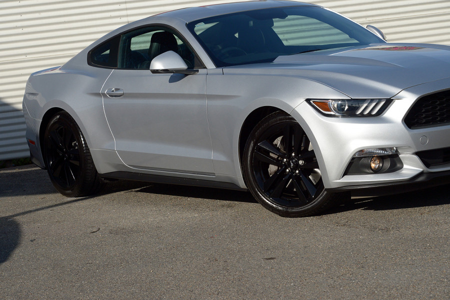 2017 Ford Mustang FM 2017MY Coupe