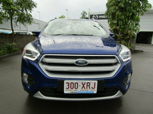 2016 Ford Escape ZG Titanium Suv Mobile Image 2