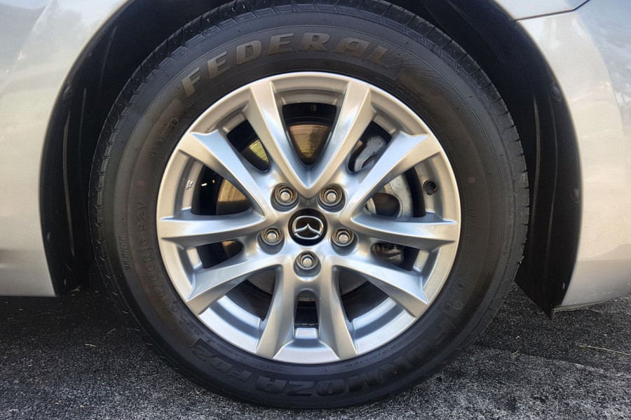 2017 Mazda 3 BN5476 Maxx Hatch