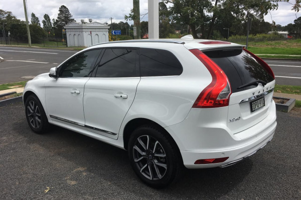2017 Volvo XC60 (No Series) MY17 D4 Luxury Suv Image 4