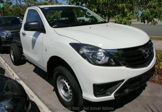 Mazda BT-50 4x4 3.2L Single Cab Chassis XT UR