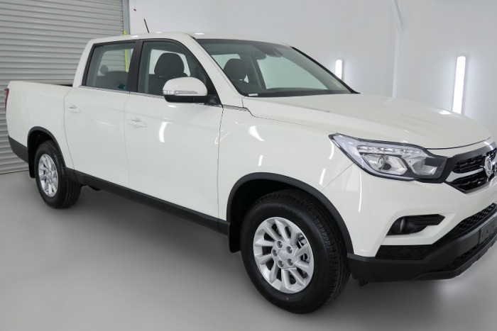 2019 MY20 SsangYong Musso XLV ELX Utility