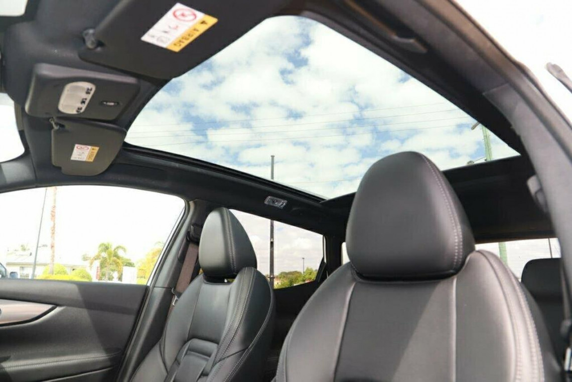 2019 Nissan QASHQAI J11 Series 2 Ti Suv Image 2
