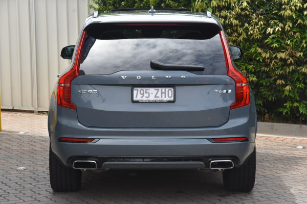 2019 MY20 Volvo XC90 T6 R-Design 2.0L T/P 246kW 8AT Suv Image 4