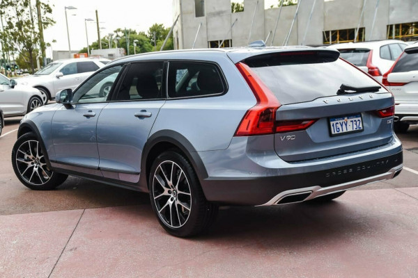 2019 MY20 Volvo V90 Cross Country P Series MY20 D5 Geartronic AWD Wagon Image 4
