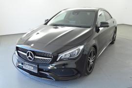 2016 MY07 Mercedes-Benz Cla-class C117 807MY CLA200 Coupe