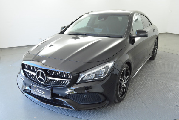 2016 MY07 Mercedes-Benz Cla-class C117 807MY CLA200 Coupe
