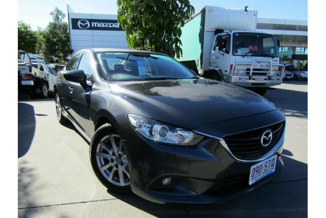 2012 Mazda 6 GJ1031 Sport SKYACTIV-Drive Sedan