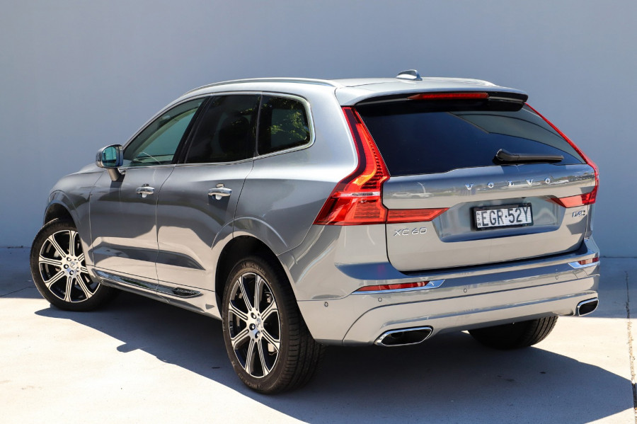 2020 Volvo XC60 UZ D4 Inscription Suv Image 21