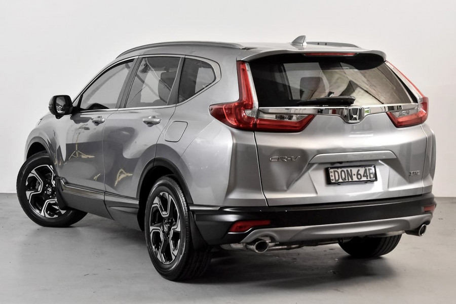 2017 Honda CR-V VTi-S 2WD